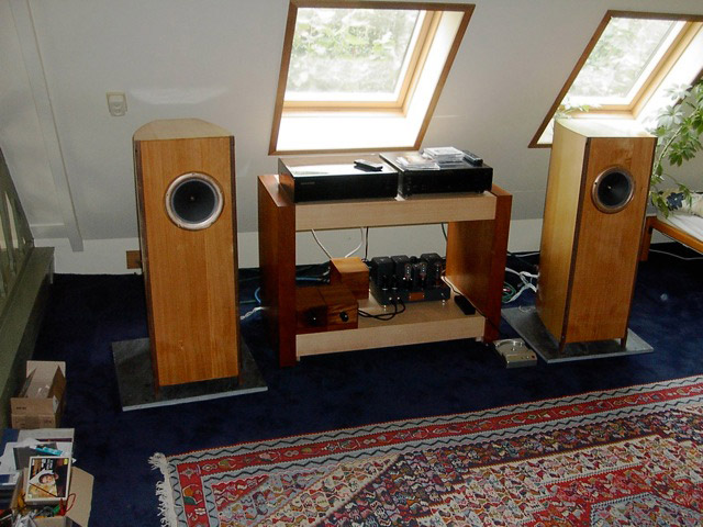 crescendo hans listening room
